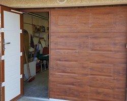 Menuiserie Bernard Jean-Philippe - Ville-sous-Anjou - Portes de garage sectionnelles